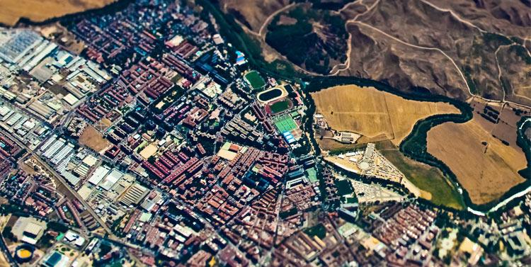 Cadrul urban si impactul acestuia asupra mediului inconjurator