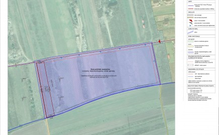 Plan urbanistic zonal (PUZ) zona economica loc. Gilau